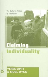 Claiming Individuality |  |
