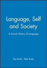 Language, Self and Society | Roy Porter |