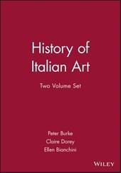 History of Italian Art, 2 Volume Set