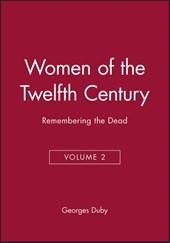Women of the Twelfth Century