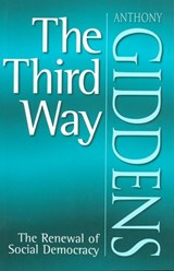 The Third Way | Anthony Giddens |