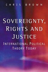 Sovereignty, Rights and Justice | Chris Brown |