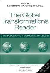 Global Transformations Reader - an Introduction to the Globa | David Held & Anthony G. Mcgrew |