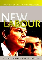 New Labour | Stephen Driver |