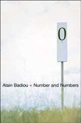 Number and Numbers | Alain Badiou |