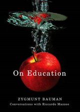 On Education | Zygmunt Bauman |