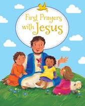 First Prayers with Jesus | Sophie Piper |