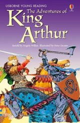 The Adventures Of King Arthur | Angela Wilkes |