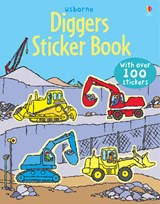 Diggers Sticker Book |  |