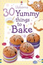 30 Things to Bake