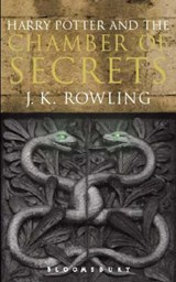 Harry Potter and the Chamber of Secrets Adult | J K Rowling |