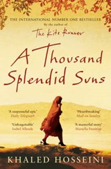Thousand splendid suns | Khaled Hosseini |