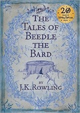Tales of beedle the bard | J.K. Rowling |