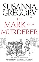The Mark Of A Murderer | Susanna Gregory |