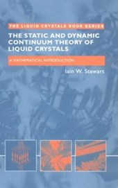 The Static and Dynamic Continuum Theory of Liguid Crystals