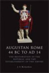 Augustan Rome 44 BC to AD