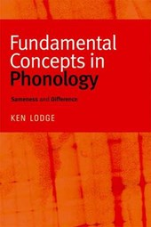 Fundamental Concepts in Phonology