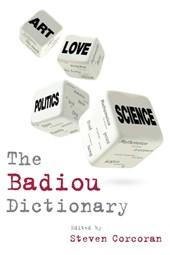 The Badiou Dictionary