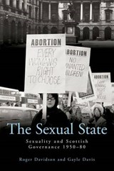 The Sexual State | Davidson, Roger ; Davis, Gayle |
