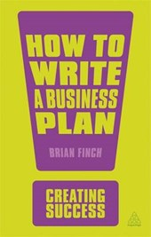 How to Write a Business Plan | Brian Finch |