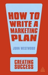How to Write a Marketing Plan | John Westwood |