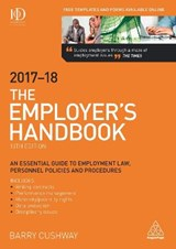 The Employer's Handbook 2017-18 | Barry Cushway |