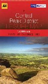 Leisure Map WK 07 Peak District 1 : |  |