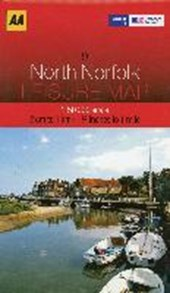 Leisure Map WK 09 North Norfolk 1 :