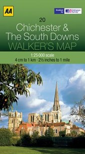 Walker's Map 20 Chichester 1 : |  |