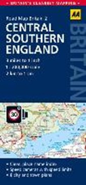 Road Map Britain 02 Central Southern England 1 :