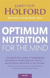 Optimum Nutrition For The Mind | Patrick Holford |