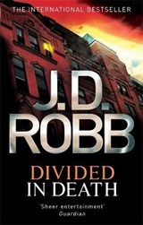 Divided In Death | J D Robb |