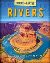Where on Earth? Book of: Rivers | Susie Brooks |