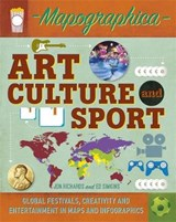 Mapographica: Art, Culture and Sport | Jon Richards |