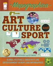 Mapographica: Art, Culture and Sport