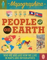 Mapographica: People on Earth | Ed Simkins |