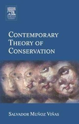 Contemporary Theory of Conservation | Vinas Munoz |