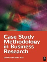Case Study Methodology in Business Research | J Dul |