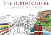 Hertfordshire Colouring Book: Past & Present