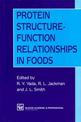 Protein Structure-Function Relationships in Foods | J. L. Smith |