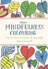 More mindfulness colouring | Emma Farrarons |