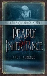 Deadly Inheritance | Janet Laurence |