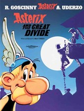 Asterix (25) asterix and the great divide (english)