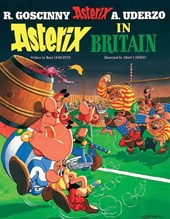 Asterix (08) asterix in britain (english) | Rene Goscinny |