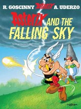 Asterix (33) asterix and the falling sky (english) | Rene;Uderzo Goscinny |