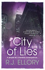 City Of Lies | R J Ellory |