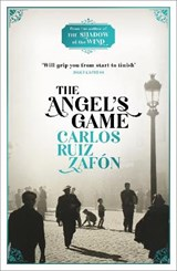 The cemetery of forgotten books Angel's game | Carlos Ruiz Zafón |