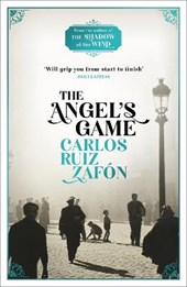 The cemetery of forgotten books Angel's game