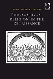 Philosophy of Religion in the Renaissance