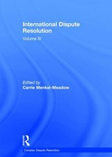 International Dispute Resolution |  |